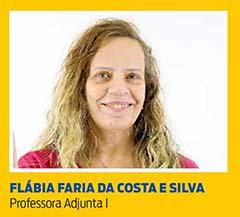 Flábia Faria da Costa e Silva, Professora Adjunta I