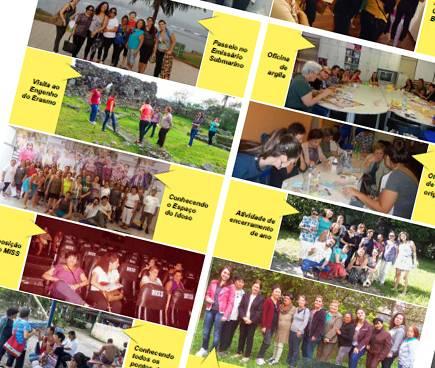 Fotos das atividades em 2016