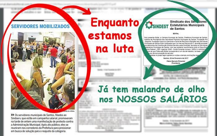 jornal Diário do Litoral, 15/02/2017