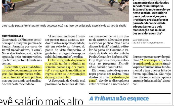 Jornal A Tribuna 28/03/17