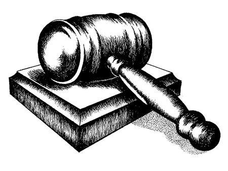 Ilustração juridico