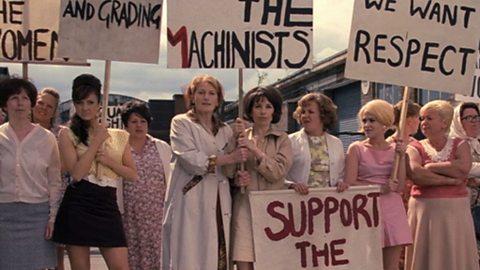 """Imagem do filme """"Revolução em Dagenham"""""""