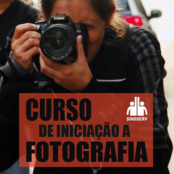 Cartaz do curso