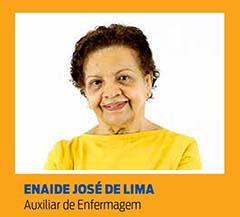 Enaide José de Lima, Auxiliar de Enfermagem