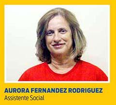 Aurora Fernandez Rodriguez, Assistente Social