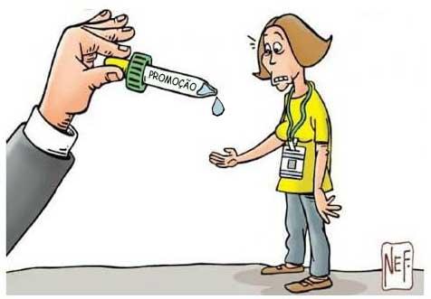 Charge: Promoção em conta gotas