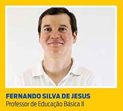 Fernando Silva de Jesus, Professor de Educação Básica II