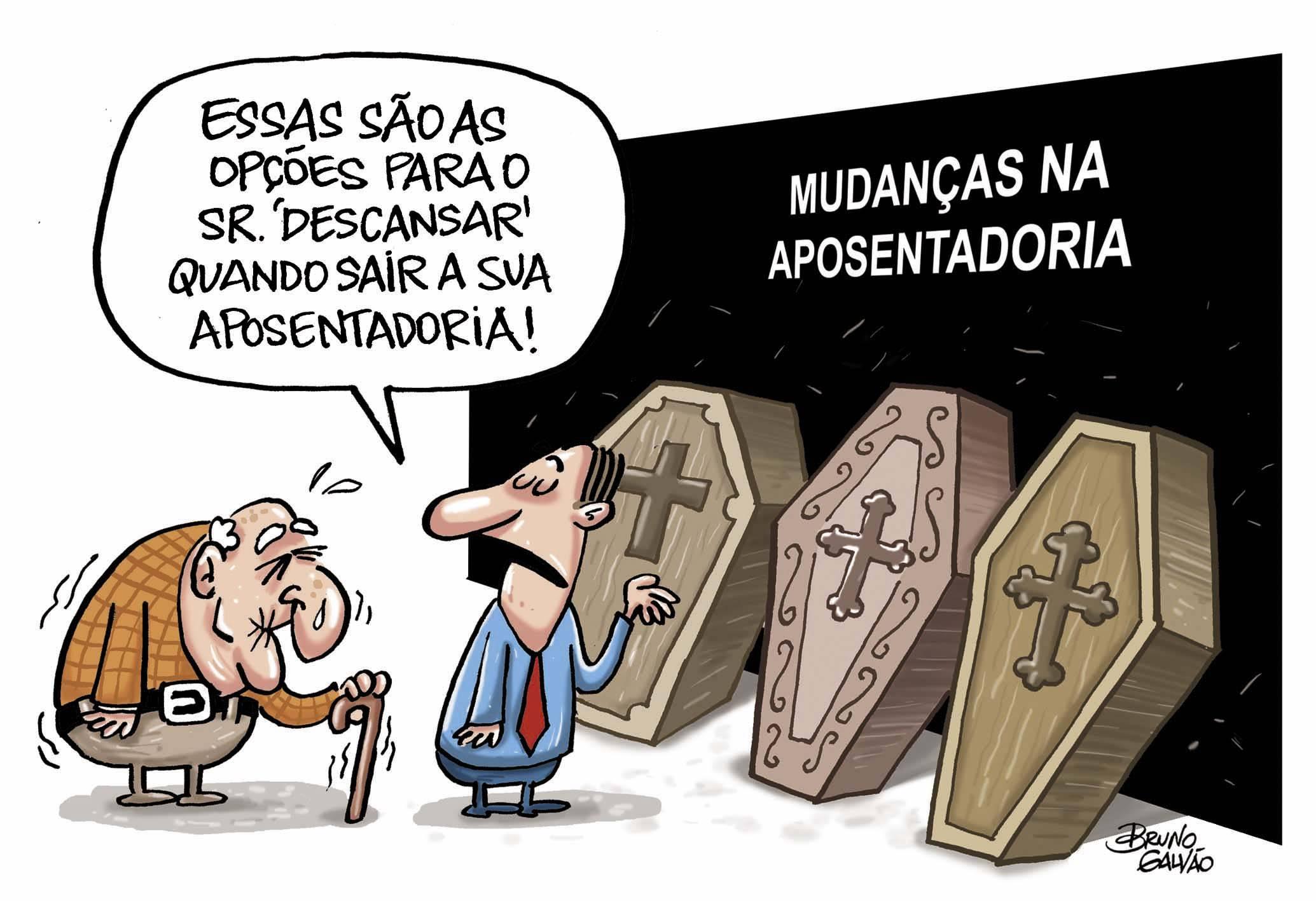 Charge APOSENTADORIA