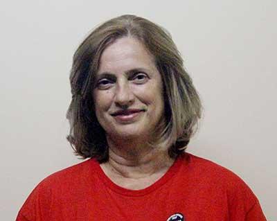 Segunda Tesoureira – Aurora Fernandez Rodriguez, Assistente Social (aposentada)