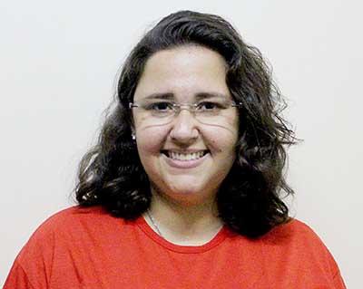 Diretora Social – Caroline Brandolezi Assunção, Professora de Educação Básica II