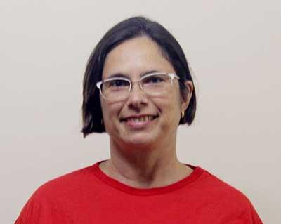 Diretora Assistencial – Cláudia Maria Martins dos Santos, Auxiliar de Enfermagem
