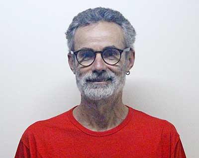Presidente - Flávio Antônio Rodrigues Saraiva, Assistente Social