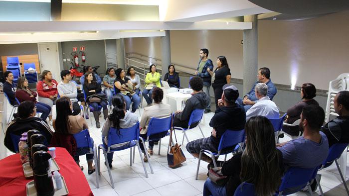 Assembleia dos Agentes Comunitários de Saúde