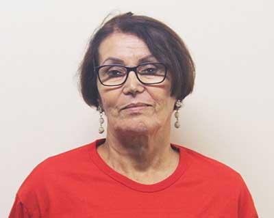 Vilma Correa, Auxiliar de Enfermagem (aposentada)