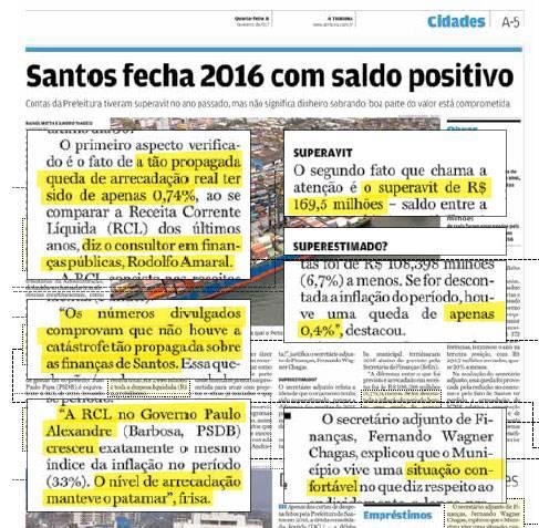 Jornal A Tribuna (08/02/2017)
