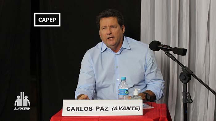 Foto do Carlos Paz (Avante)