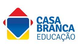 Logo da CASA BRANCA EDUCAÇÃO