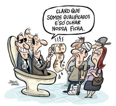 Charge de Bruno Galvão