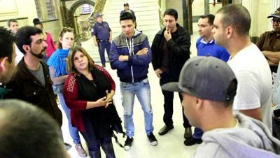 Guardas entregam propostas