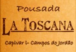 Logo POUSADA LA TOSCANA