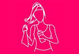 Logo LADY FIT ACADEMIA FEMININA