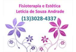 Logo LETÍCIA DE SOUZA ANDRADE (FISIOTERAPIA DERMATO FUNCIONAL)