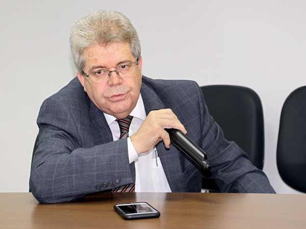 Carlos Maciel, presidente da Fundação do ABC