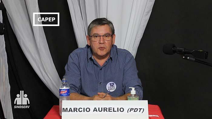 Foto do Dr. Marcio Aurelio (PDT)