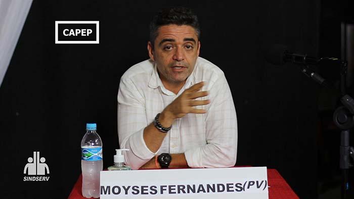 Foto do Moysés Fernandes (PV)
