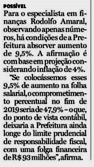 Jornal A Tribuna (01/02/2019)