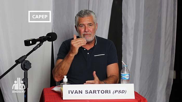 Foto do Ivan Sartori (PSD)